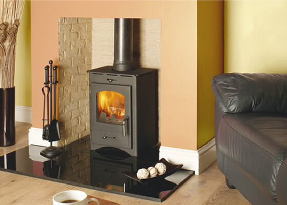 Wood Burning Stoves In Wakefield The Living Room