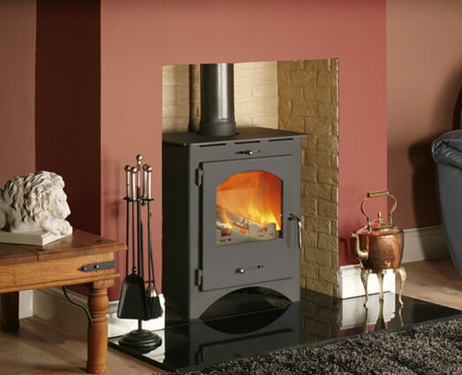 Wood burning stoves in wakefield the living room for Living room with wood burning stove