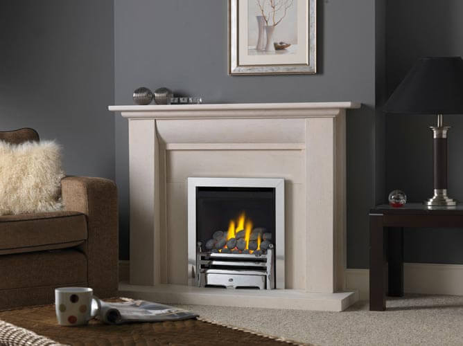 Flueless Fires & Fireplaces Wakefield |The Living Room
