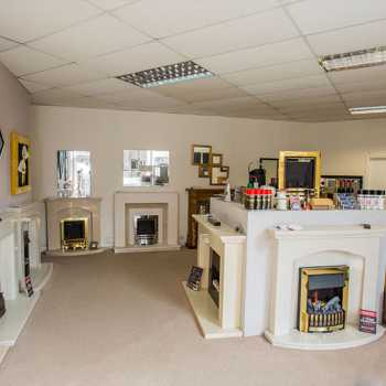 tlr fireplaces showroom