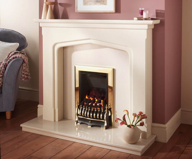 inset gas fires fireplaces wakefield the living room. Black Bedroom Furniture Sets. Home Design Ideas